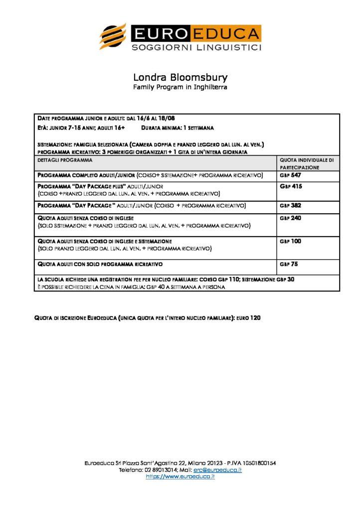 genitori-e-figli-londra | Euroeduca Soggiorni Linguistici